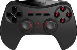 Speedlink Strike Nx Wireless Gamepad For Ps3, 8m Range, Black (sl-440401-bk) PS3