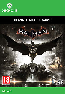 Batman Arkham Knight Xbox Live