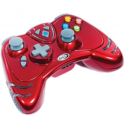 Datel WildFire 2 Controller - Ruby Red - Wireless XBOX360