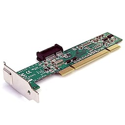 Startech Pci To Pci Express Adaptor Card PC