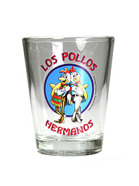 Breaking Bad Los Pollos Hermanos Shot Glass Home - Tableware