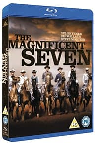 Magnificent Seven Blu-ray