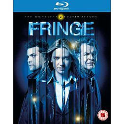 Fringe - Series 4 - Complete (Blu-ray + UV Copy) Blu-ray