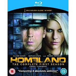 Homeland - Season 1 Blu-ray