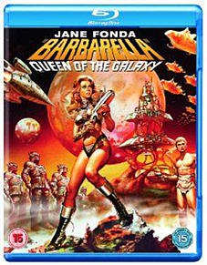 Barbarella Blu-ray
