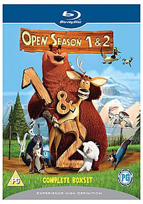 Open Season/Open Season 2 Blu-ray