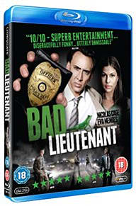 Bad Lieutenant: Port of Call - New Orleans Blu-ray