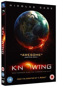 Knowing Blu-ray