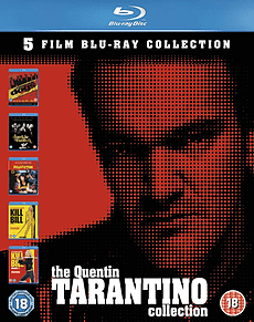 Quentin Tarantino Collection Blu-ray