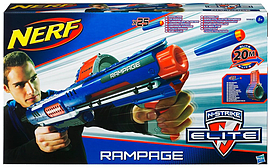 Nerf N-Strike Elite Rampage Blaster Figurines and Sets