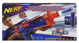 Nerf N-Strike Elite Rapidstrike CS-18 Figurines and Sets