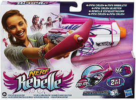Nerf - Rebelle Pink Crush Figurines and Sets
