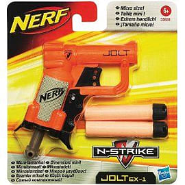 Nerf Nstrike Jolt Figurines and Sets