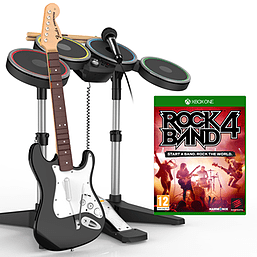 Rock Band 4 Band-In-A-Box Bundle Xbox One