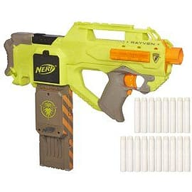 Nerf CS-18 N-Strike Rayven Figurines and Sets