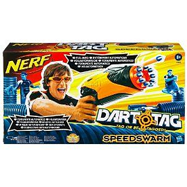 Nerf Dart Tag Speedswarm Figurines and Sets