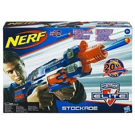 Nerf Nstrike Elite Stockade Figurines and Sets