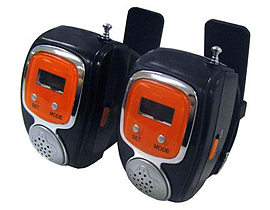 Nerf Super Spy Dual Walkie Talkie Watches Set With In-built Speakers (nfw002z) Figurines and Sets