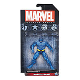 Marvel Infinite Series Blue Beast Figure screen shot 1