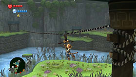 Legend of Kay HD screen shot 7