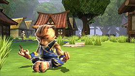 Legend of Kay HD screen shot 8