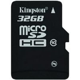 Kingston (32gb) Microsdhc Card (class 10) Single Pack Without Adaptors Mobile phones