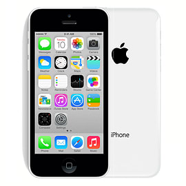iPhone 5C 8GB White (Grade A) - Unlocked Electronics