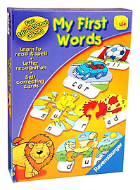 My First Words Pre School Toys