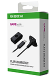 GAMEware Xbox 360 Play & Charge Kit Accessories