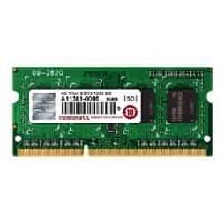 Transcend 4gb Memory Module Pc3-10600 1333mhz Ddr3 Unbuffered Non-ecc Cl9 204-pin So-dimm PC