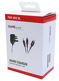 GAMEWare Nintendo 3DS Main Charger