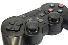 GAMEware PS3 Black Wireless Controller screen shot 1