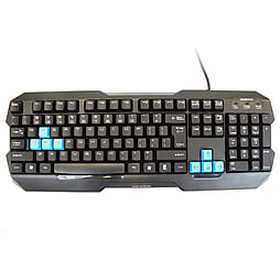 GAMEware Polygon Gaming Keyboard