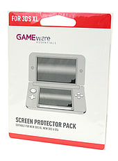 GAMEware Screen Protector Pack (3DS XL, 3DS, DS in 1 Pack) Accessories