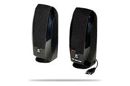 Logitech OEM S150 2.0 Speaker System - Black PC