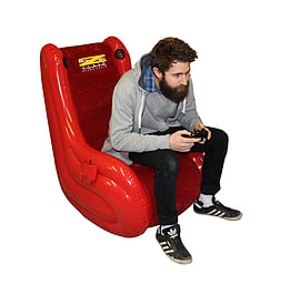 ACC BRAZEN FLAIR INFLATABLE CHAIR Multi Format and Universal
