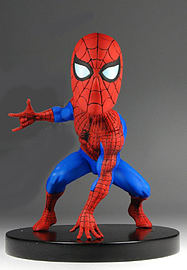 Neca Marvel Spiderman Headknocker Figurines and Sets