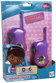 Doc Mcstuffins Walkie Talkies Figurines and Sets