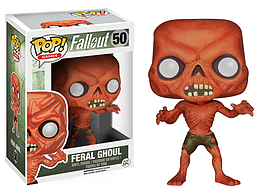 POP! Vinyl Fallout Feral Ghoul Toys and Gadgets