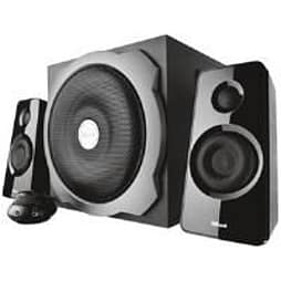 Trust Tytan 2.1 Subwoofer Speaker Set (Black) PC