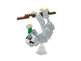 Nanoblock Sloth Puzzle Pre School Toys