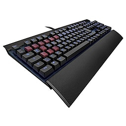 Corsair Gaming K70 Mechanical Gaming Keyboard Backlit Blue Led (black) - Cherry Mx Red PC