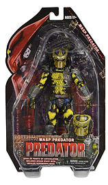 Predator 2 Series 11 Wasp Predator Figurines and Sets