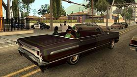 Grand Theft Auto San Andreas screen shot 1