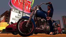 Grand Theft Auto San Andreas screen shot 2