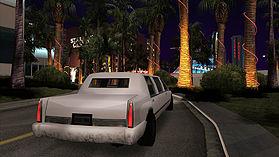 Grand Theft Auto San Andreas screen shot 3