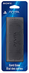 Official Sony PlayStation Vita Card Case PS Vita