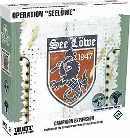 Dust Tactics:operation Seelowe Figurines and Sets