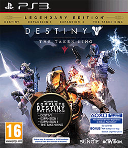 Destiny: The Taken King - Legendary Edition PlayStation 3