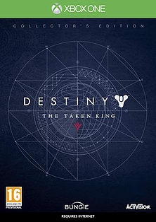 Destiny: The Taken King Collector's Edition - Only at GAME Xbox One